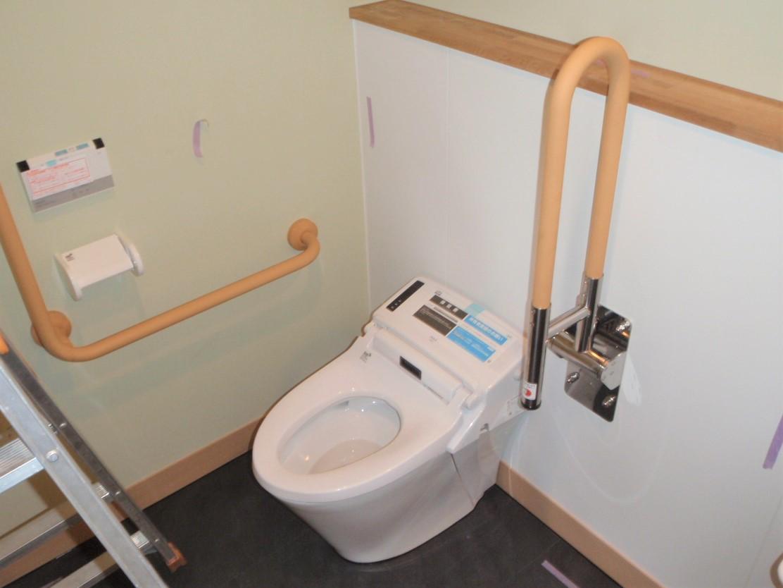 福祉用トイレ工事